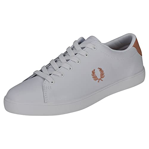 2df88342db Fred Perry Lottie Womens Trainers White - 8 UK  Amazon.co.uk  Shoes ...