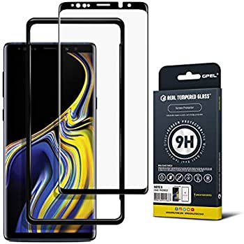 Amazoncom Galaxy Note 8 Screen Protector Case Friendly Tempered