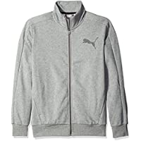 Puma Men's P48 Core Track Jacket Fleece