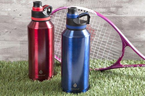 Manna Jumbo Outdoor Hydration Bottle 50oz 1478ml