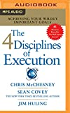 img - for Stephen R. Covey's The 4 Disciplines of Execution: The Secret To Getting Things Done, On Time, With Excellence - Live Performance book / textbook / text book