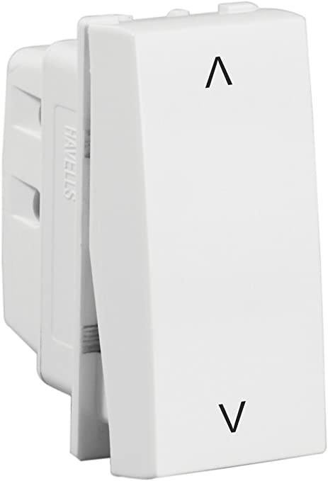 Havells Oro 10A Two-Way Switch Switches & Dimmers at amazon