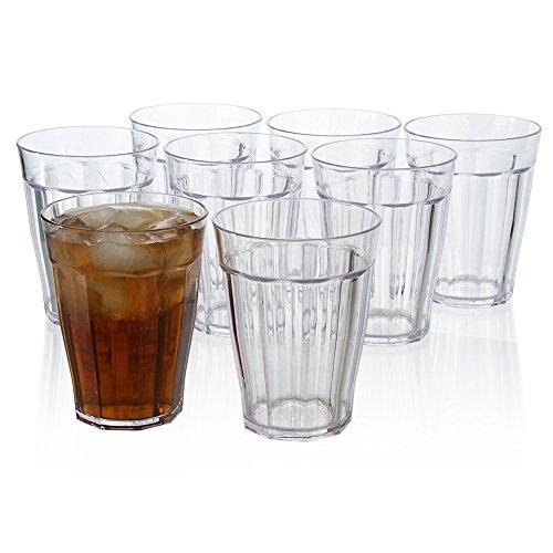 rhapsody-premium-quality-plastic-12oz-water-tumblers-set-of-8-in-clear