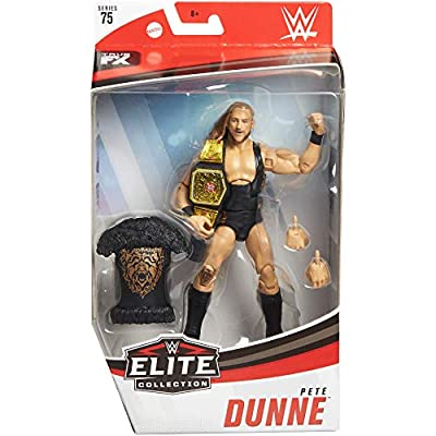 WWE Elite Figure Pete Dunne: Toys & Games