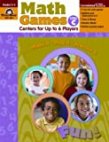 Math Games, Evan-Moor, 1596732547