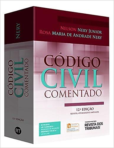 Codigo De Processo Civil Comentado Pdf