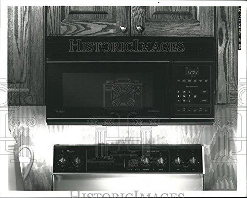 1989 Press Photo Whirlpool Cor