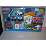 Fisher-Price Geotrax Highland Scenic Lines RC Play Pack
