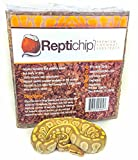 ReptiChip Premium Coconut Substrate 72 quarts (2.5 cu ft) of Organic Reptile Bedding. ReptiChip is The Perfect Snake Bedding for Ball Pythons, Boas, Lizards, Frogs, and Most Other Amphibians