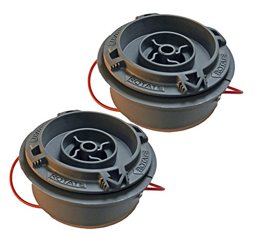 Ryobi RY28140 Trimmer (2 Pack) Replacement String Head Assembly # 309562005-2pk ()