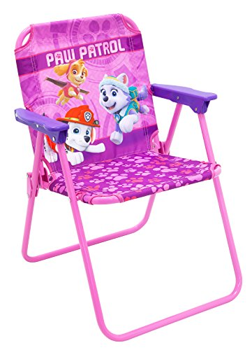 Paw Patrol Call The Girl Patio Chair Disney Outdoor Furniture