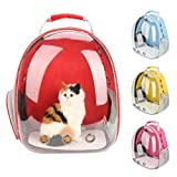 1Pc Portable Cat Capsule Backpack Breathable Outdoor Portable pet Backpack Carrier Cats and Dogs Outdoor Products