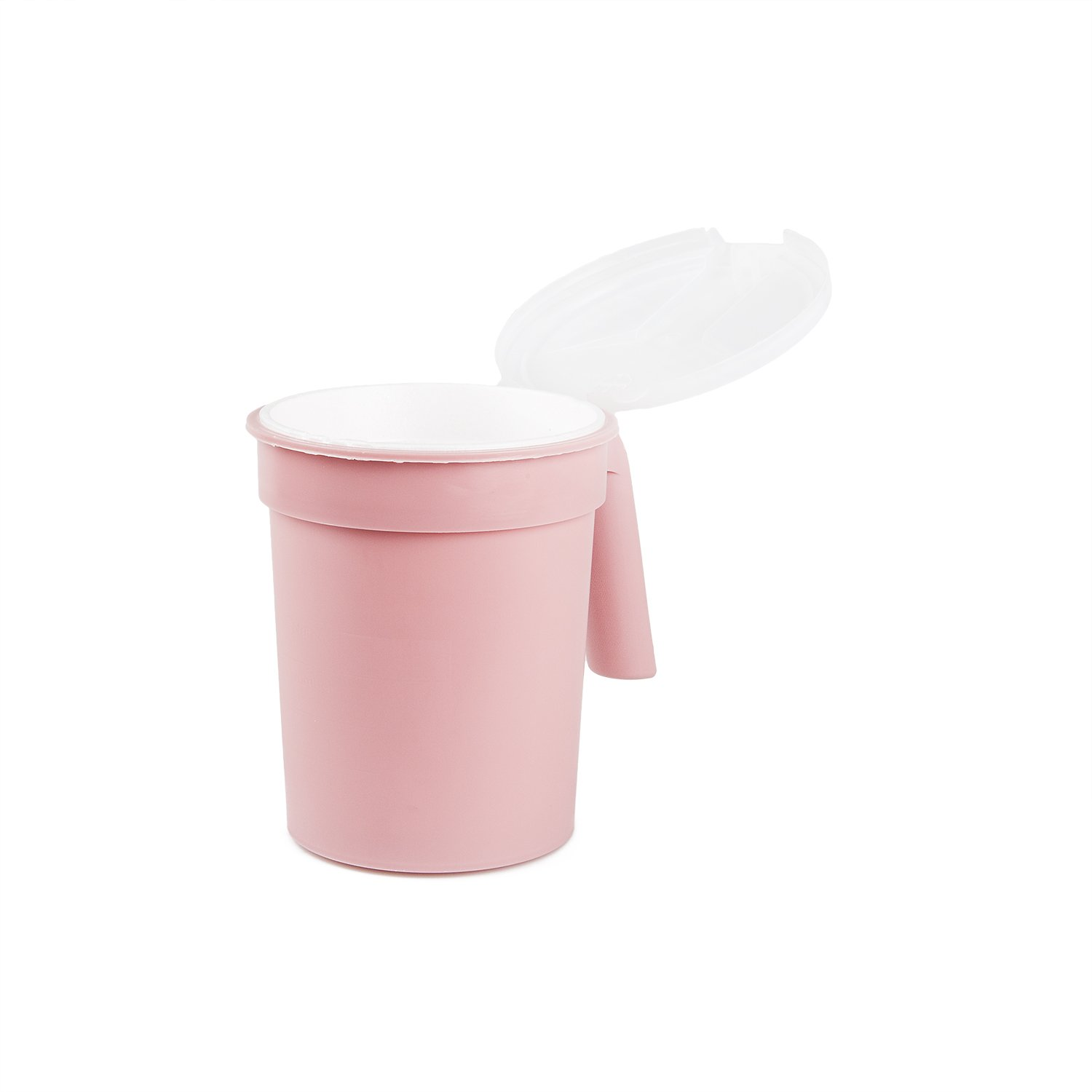Medegen Medical Products H238-10 Pitcher and Foam Liner Set, 28 oz. Capacity, Dusty Rose (Pack of 27)