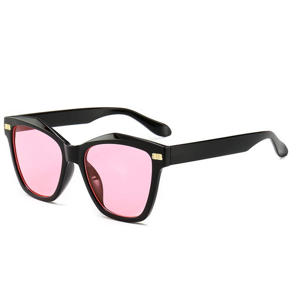 Yangjing-hl Gafas Tendencia Personalidad Gafas Moda Gafas de ...