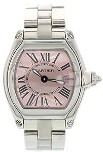 Cartier Roadster quartz womens Watch 2675 (Certified Pre-owned)