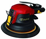 Astro 326P 3/16'' Stroke Heavy Duty Quick Change Random Orbit PSA Palm Sander, 6''