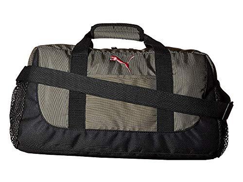 PUMA Women's Evercat Interval Duffel, Olive, OS (For Green Women Gym Bag Puma)