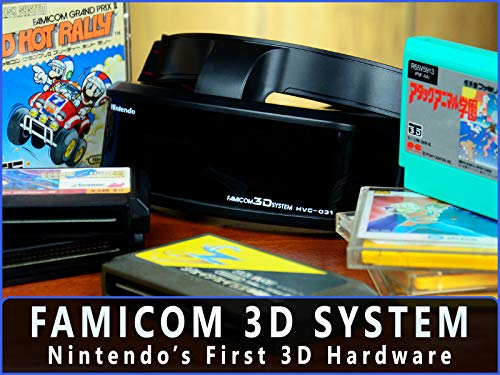 Famicom 3D System - Nintendo's First 3D Hardware ()
