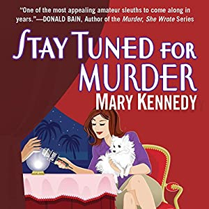 Stay Tuned for Murder Audiobook