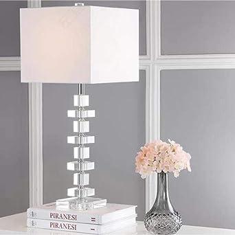 Lámparas de mesa de cristal moderno y art déco LED estudio ...