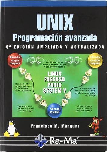 Image result for Unix Programacion Avanzada