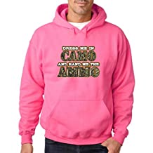 Dress Me In Camo Hand Me Ammo Hoodie Green Camo Sweatshirt