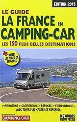 Le Guide La France en camping-Car 2015