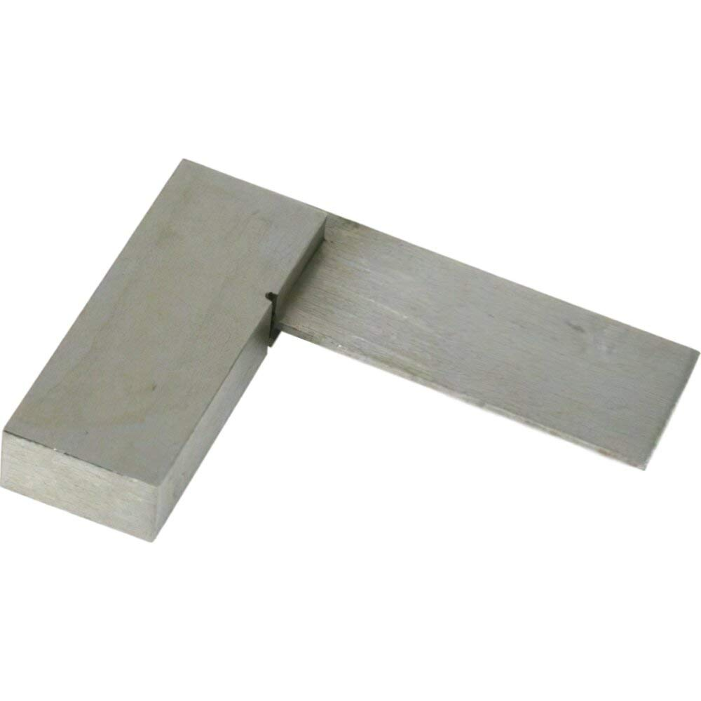 """2/"""" Engineers Square Precision 90° Angle Set Square Polished Steel Machinist"""