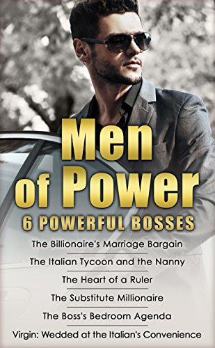 book cover of Men of Power
