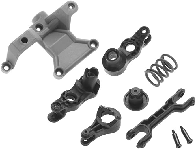 VITAVON CNC Aluminum7075 Steering bell crank for Traxxas MAXX 1//10 Orange
