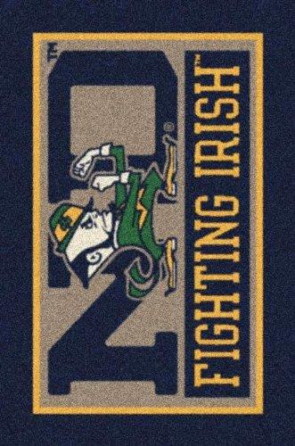 - Milliken Notre Dame Fighting Irish Mascot 7' 8