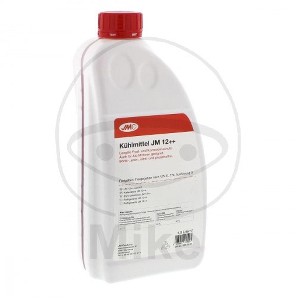 JMC Kü hlmittel JM 12++ 1.5L mit Frostschutz Premium: 5300330 1, 5L JMC3100233 404 JMT