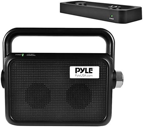 Pyle New Generation Wireless Portable TV Speaker