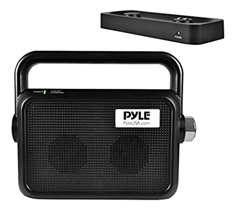 Review Pyle Wireless TV Speaker