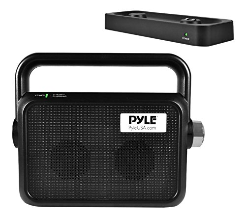 Pyle Wireless Tv Speaker | Portable Tv Soundbox | Tv Audio.