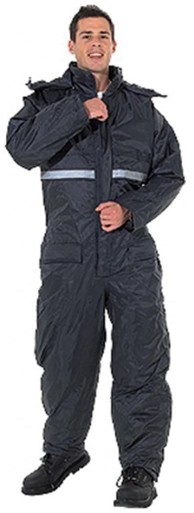 Resistenza termica impermeabile e imbottita da pesca/campeggio, Tuta con cappuccio, uomo, taglia: XXL RC