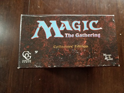 Mtg Collectors Edition (Magic the Gathering Collectors Edition Set (Domestic))