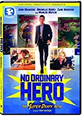 SuperDeafy must reveal the man behind the cape to find true love and inspire a young deaf boy to believe in himself. The movie follows the evolution of this unique hero. A beloved character and role model, SuperDeafy has a worldwide following...