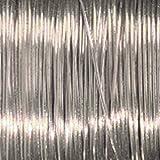 Efco 0.5 mm x 25 m Coloured Copper Wire, Silver