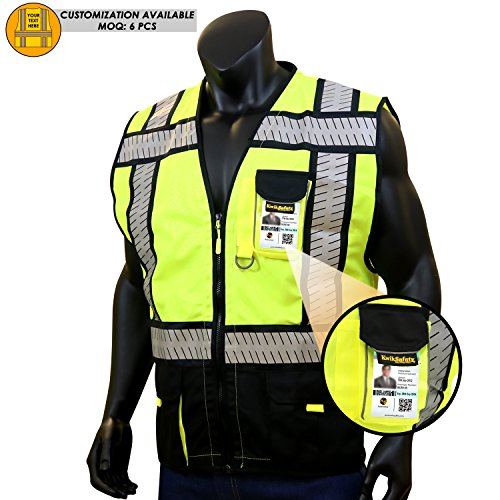 KwikSafety SPECIALIST Reflective Compliant Breathable