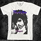 Details about vintage, 80s, purple rain, prince t shirt, retro, rock, guitar, tour, band (S)