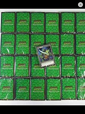 Animated Teenage Mutant Ninja Turtles (80) Non-sport Trading Cards Not Topps Great Gift TMNT like Pokemon