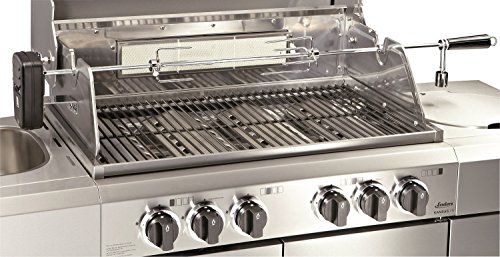 Enders Gasgrill Kansas 4 Sik Profi Turbo : Enders kansas sikg profi turbo sc gasgrill amazon garten