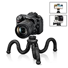 Flexible Camera Tripod