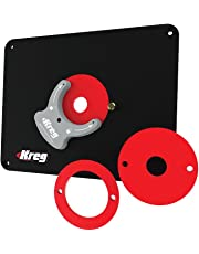 KREG Molded Router Table Insert Plate for Triton Routers