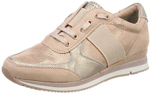 Marco Tozzi 23711, Sneakers Basses Femme Rose (rose Comb)