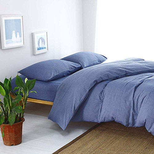 Blue Denim Comforter - 8