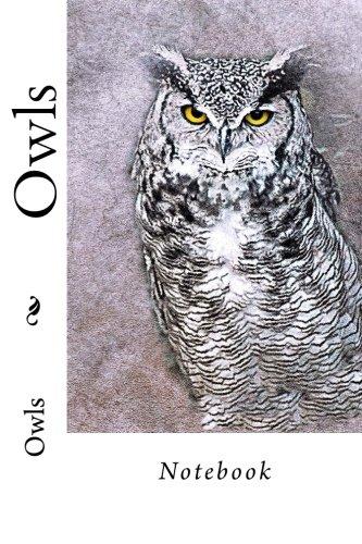 Owls: Notebook