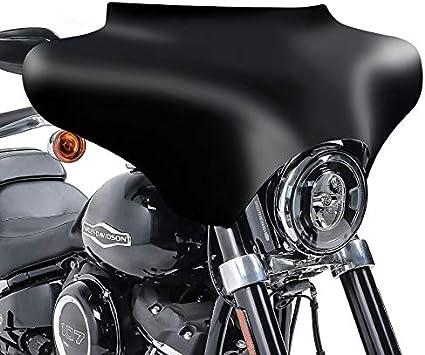 Batwing Verkleidung f/ür Harley Davidson Dyna Switchback//Road King 94-20 matt