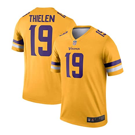 competitive price 06124 e3c19 Amazon.com : Mitchell & Ness Minnesota Vikings #19 Adam ...
